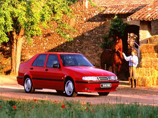 Highest Horsepower Hatchbacks of 1994 - 1994 Saab 9000