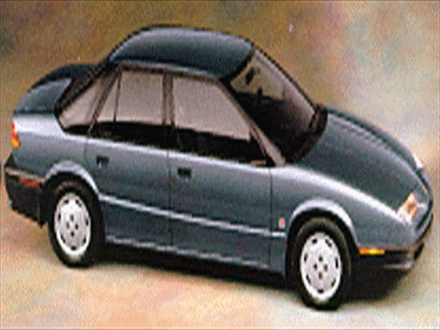 Most Fuel Efficient Sedans of 1994