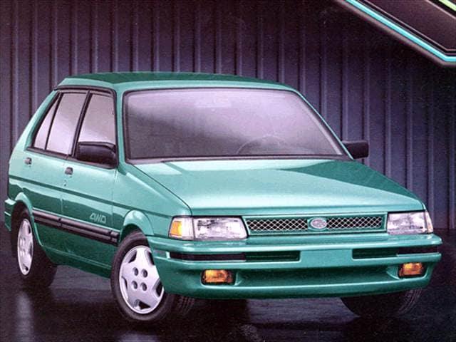 Subaru Sedan Models Kelley Blue Book