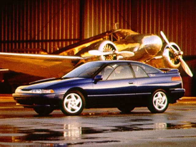 Top Consumer Rated Coupes of 1994 - 1994 Subaru SVX