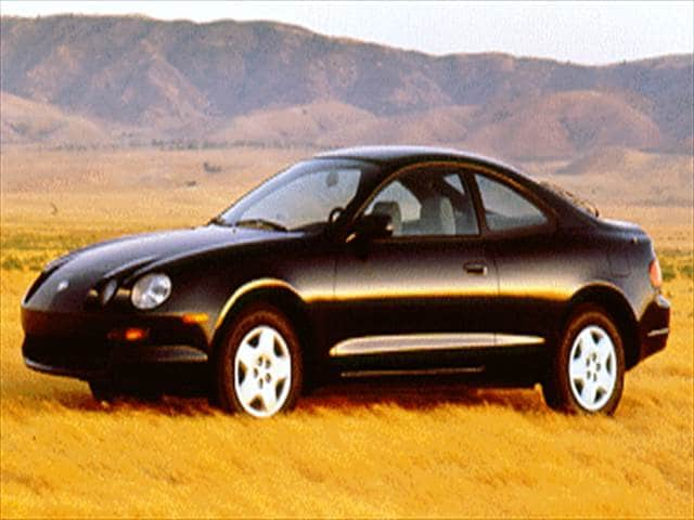 Most Fuel Efficient Hatchbacks of 1994 - 1994 Toyota Celica