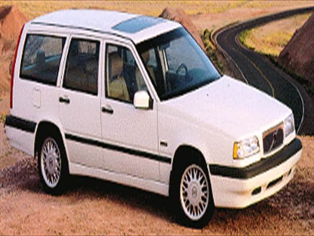 Most Popular Luxury Vehicles of 1994 - 1994 Volvo 850