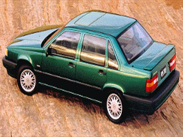 Most Fuel Efficient Luxury Vehicles of 1994 - 1994 Volvo 850