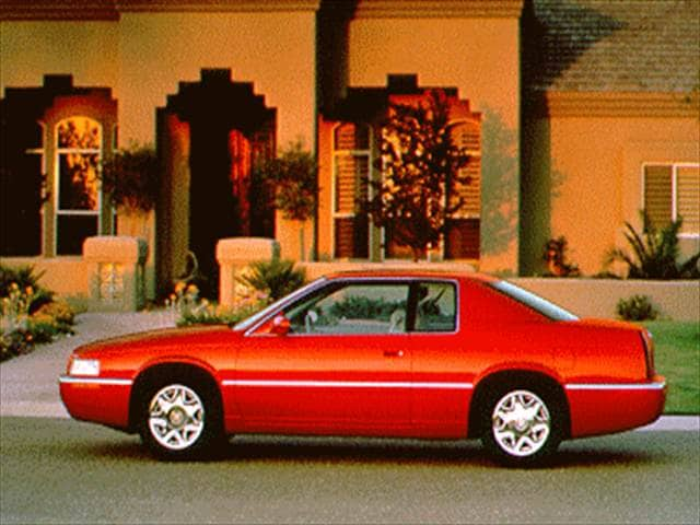 Highest Horsepower Coupes of 1995 - 1995 Cadillac Eldorado