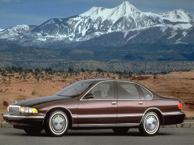 1995 Chevrolet Caprice Classic Sedan 4D Used Car Prices