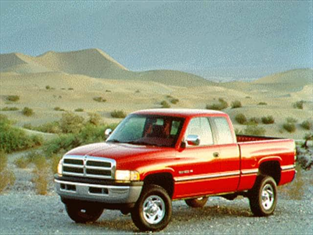 Highest Horsepower Trucks of 1995 - 1995 Dodge Ram 1500 Club Cab