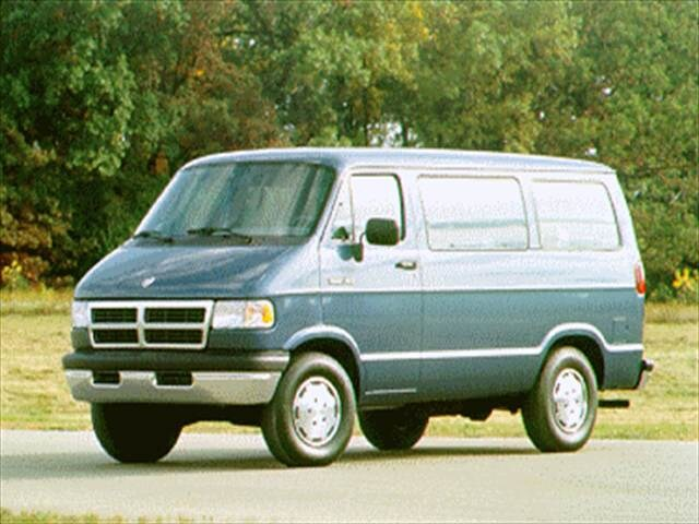 Highest Horsepower Vans/Minivans of 1995 - 1995 Dodge Ram Wagon 2500
