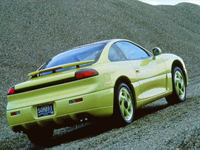 Top Consumer Rated Hatchbacks of 1995 - 1995 Dodge Stealth