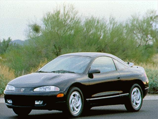 Most Fuel Efficient Hatchbacks of 1995 - 1995 Eagle Talon