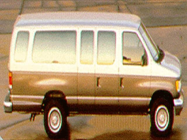 Highest Horsepower Vans/Minivans of 1995 - 1995 Ford Club Wagon
