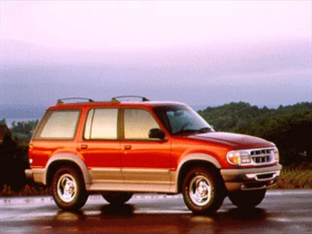 1995 Ford Explorer Sport Utility 4d Used Car Prices