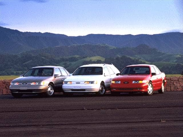 Most Fuel Efficient Wagons of 1995 - 1995 Ford Taurus
