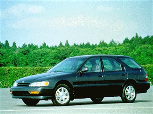 Most Fuel Efficient Wagons of 1995 - 1995 Honda Accord