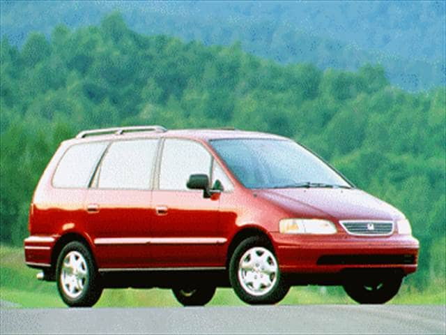 Most Fuel Efficient Vans/Minivans of 1995 - 1995 Honda Odyssey