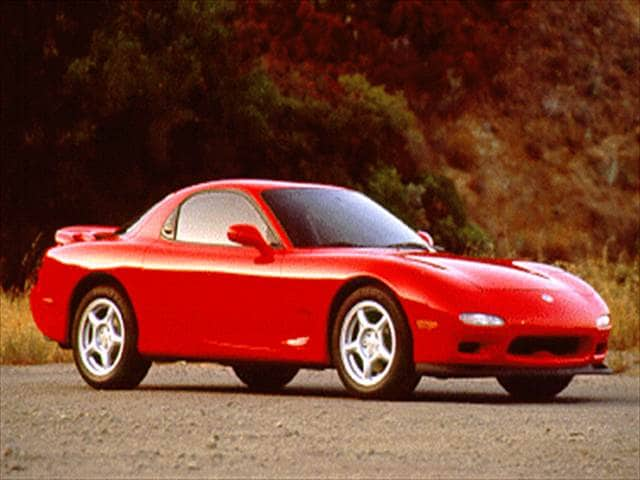 1995 MAZDA RX-7 Coupe 2D Used Car Prices | Kelley Blue Book