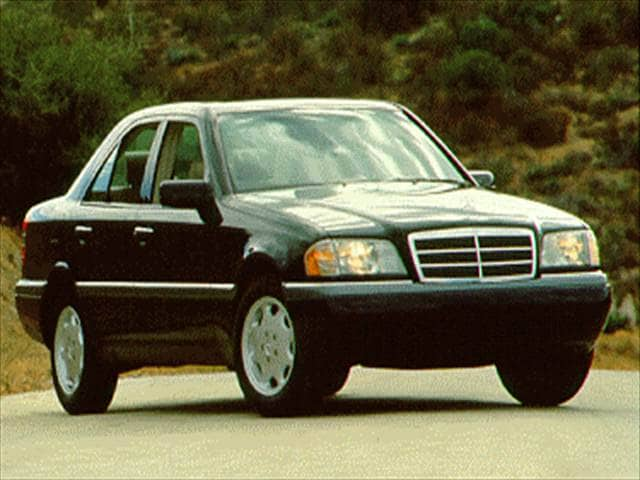 Most Fuel Efficient Luxury Vehicles of 1995 - 1995 Mercedes-Benz C-Class
