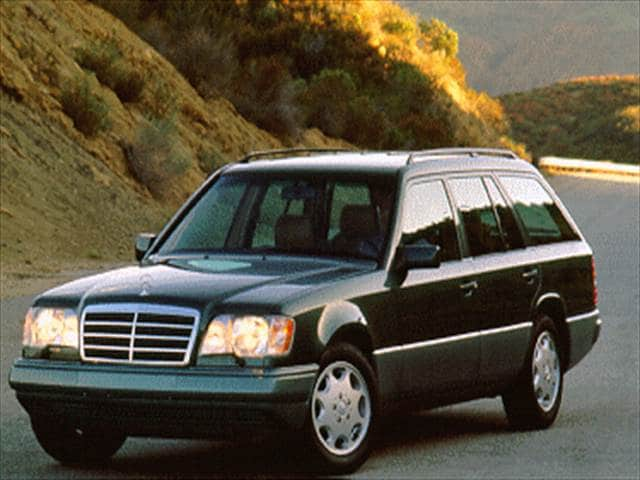 Top Consumer Rated Wagons of 1995 - 1995 Mercedes-Benz E-Class