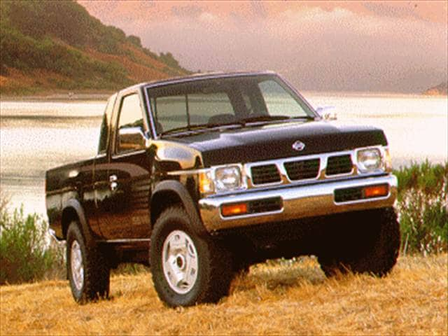 Most Fuel Efficient Trucks of 1995 - 1995 Nissan King Cab