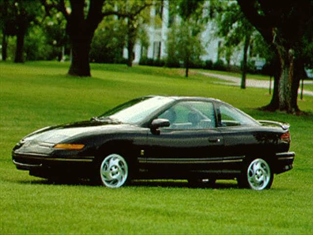 Most Popular Coupes of 1995