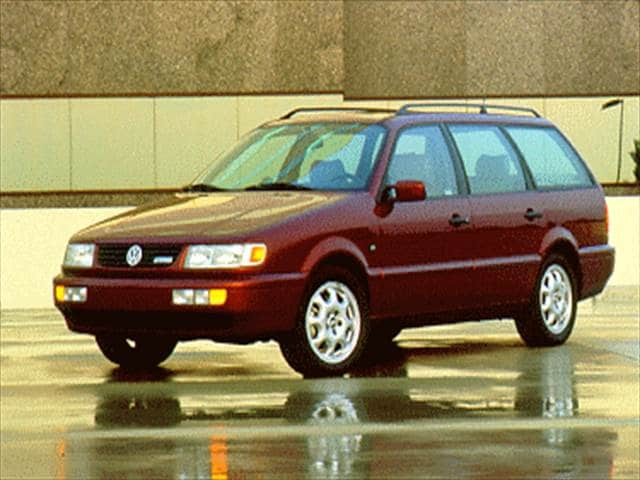 Highest Horsepower Wagons of 1995