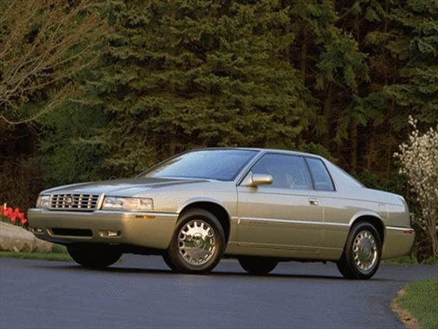 Most Popular Luxury Vehicles of 1996 - 1996 Cadillac Eldorado