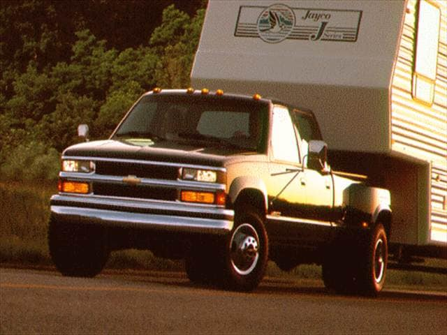 Highest Horsepower Trucks of 1996 - 1996 Chevrolet 3500 Crew Cab