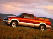 1996-Chevrolet-S10 Extended Cab