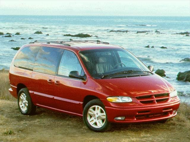 Most Popular Vans/Minivans of 1996 - 1996 Dodge Grand Caravan Passenger