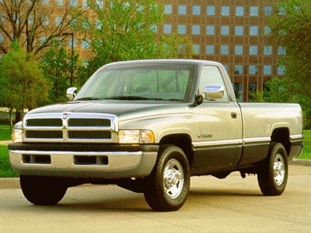 Most Popular Trucks of 1996 - 1996 Dodge Ram 2500 Regular Cab