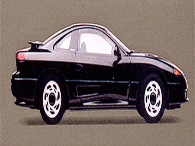 Top Consumer Rated Hatchbacks of 1996 - 1996 Dodge Stealth
