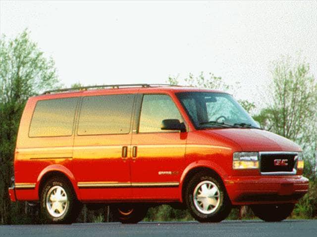1996 gmc safari passenger minivan used car prices kelley blue book. Black Bedroom Furniture Sets. Home Design Ideas
