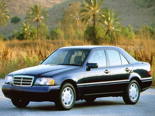 Most Fuel Efficient Luxury Vehicles of 1996 - 1996 Mercedes-Benz C-Class