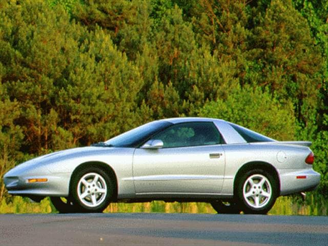 Top Consumer Rated Hatchbacks of 1996 - 1996 Pontiac Firebird