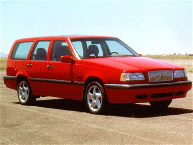 Top Consumer Rated Wagons of 1996