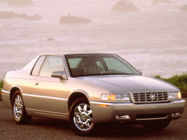 Highest Horsepower Coupes of 1997 - 1997 Cadillac Eldorado