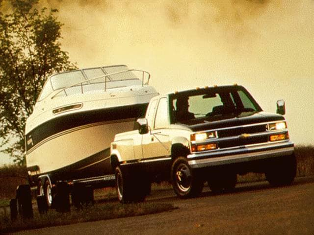 Highest Horsepower Trucks of 1997 - 1997 Chevrolet 3500 Extended Cab