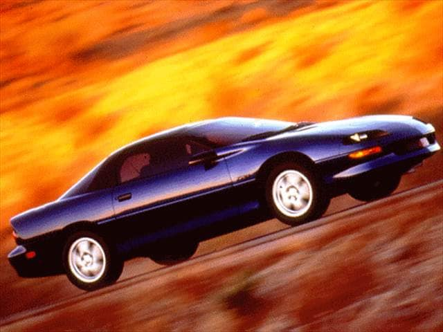 Highest Horsepower Hatchbacks of 1997 - 1997 Chevrolet Camaro