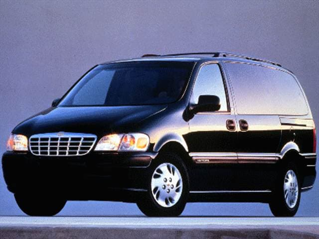 Most Popular Vans/Minivans of 1997 - 1997 Chevrolet Venture Passenger