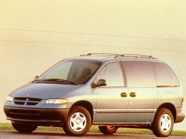Most Fuel Efficient Vans/Minivans of 1997 - 1997 Dodge Caravan Passenger