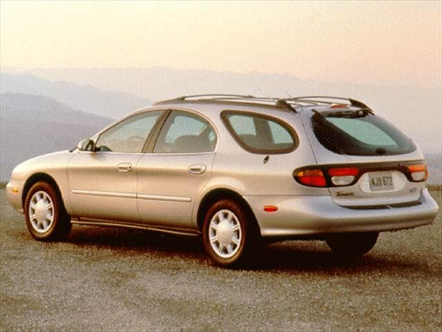 Highest Horsepower Wagons of 1997 - 1997 Ford Taurus
