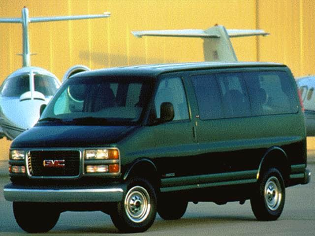 Highest Horsepower Vans/Minivans of 1997 - 1997 GMC Savana 2500 Passenger