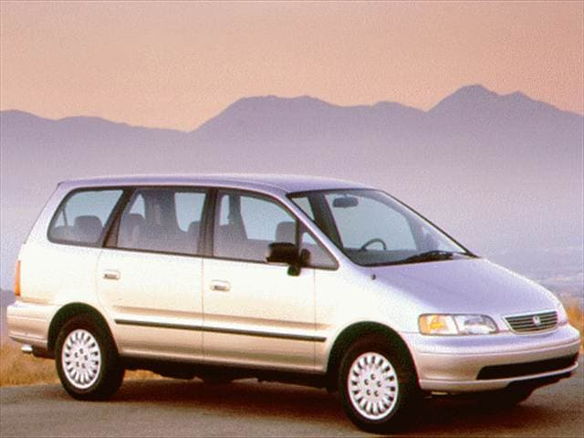 Top Consumer Rated Vans/Minivans of 1997 - 1997 Honda Odyssey