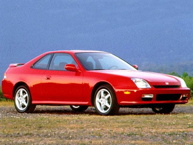 Top Consumer Rated Coupes of 1997 - 1997 Honda Prelude
