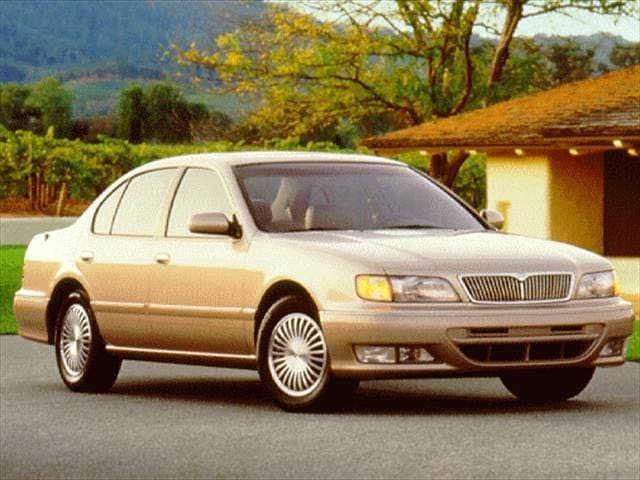 Top Consumer Rated Sedans of 1997 - 1997 INFINITI I
