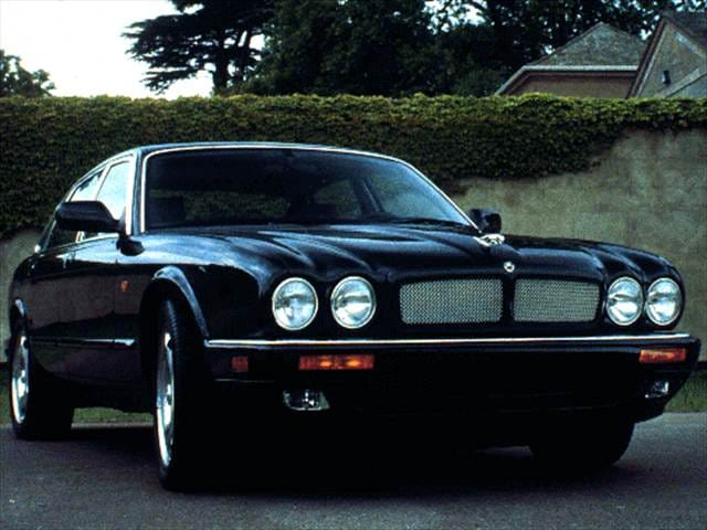 Highest Horsepower Sedans of 1997 - 1997 Jaguar XJ