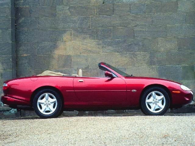 Used 1997 Jaguar Xk8 Convertible 2d Pricing Kelley Blue Book