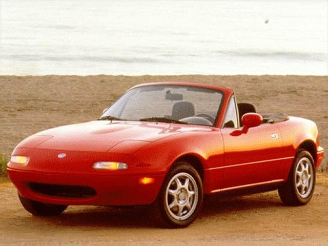 Top Consumer Rated Convertibles of 1997 - 1997 Mazda MX-5 Miata