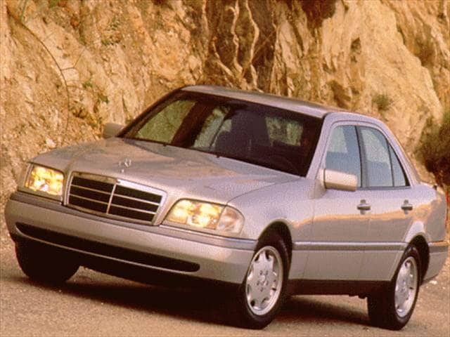 Most Popular Luxury Vehicles of 1997 - 1997 Mercedes-Benz C-Class