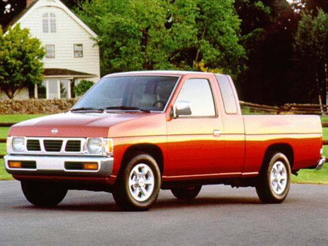 Most Fuel Efficient Trucks of 1997 - 1997 Nissan King Cab