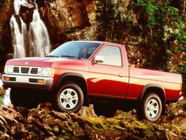 Most Fuel Efficient Trucks of 1997